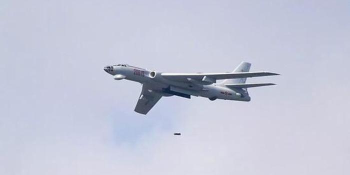 澳门银河官网_中国海军为何仍在使用轰6 对海远程突击能力一流
