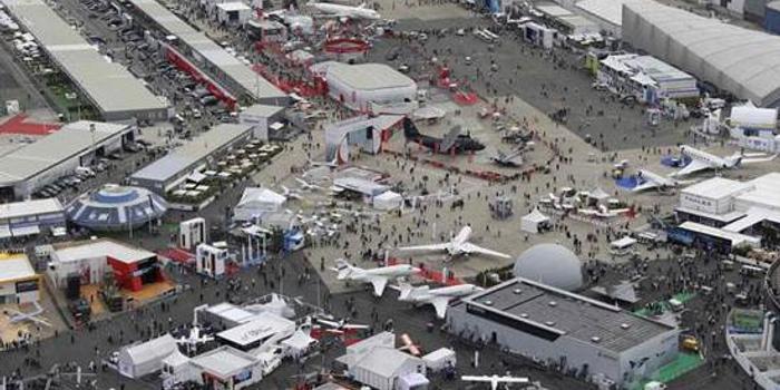 巴黎航展俄因制裁只派2款民機到場 軍機全是模型