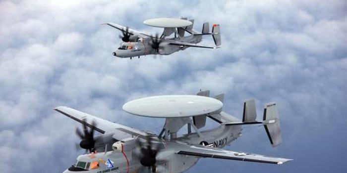 美军服役新预警机欲捕捉歼20 单价是F35战机的四倍