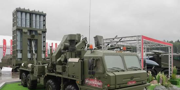 俄将装备新型S350导弹 射程大幅降低不及中国红旗16