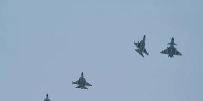 """中巴空军""""雄鹰-Ⅷ""""联训:首次实现全过程体系对抗"""