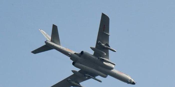 轰6N或配高超音速弹道导弹 助中国空军跨入洲际行列