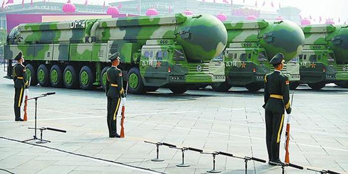 俄媒:中國軍隊已成他國尚未列裝某些類武器的擁有者