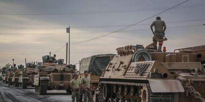谴责土耳其后 德法暂停对土军售英国不跟
