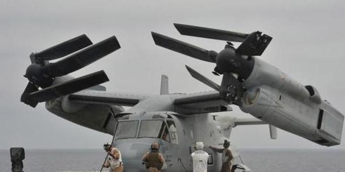 我国或发展大型偏转翼飞机似鱼鹰PLUS 有16台发动机