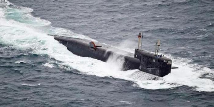 盤點俄軍核潛艇艦隊:雖穩居世界第2但有近一半趴窩
