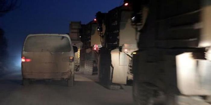 外媒:土耳其军队撤离叙利亚多处驻地 并烧毁阵地