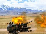 我军PCL09车载炮为何上高原 高低搭配火力覆盖没死角