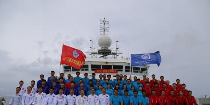 中国首次实现6000米深海数据北斗卫星实时传输