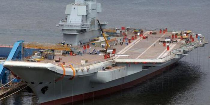 中国003航母或配3部电磁弹射器 舰载机数量提高1倍