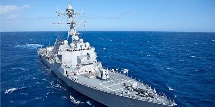 本周美英法为何插手南海?南海问题距真正解决已不远