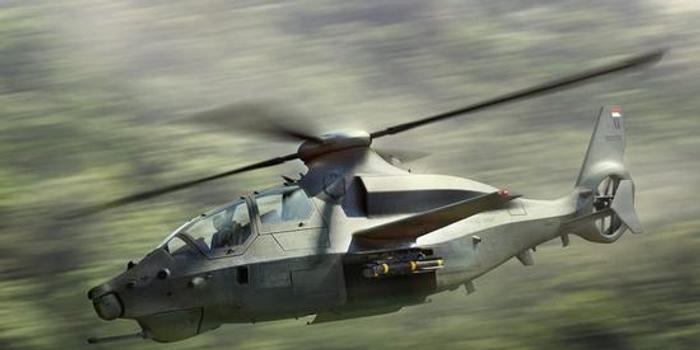 貝爾推出下一代旋翼機 競爭美未來攻擊偵察機項目