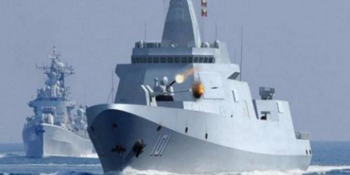 中美最强战舰对比:都是世界最先进 但055性价比完胜