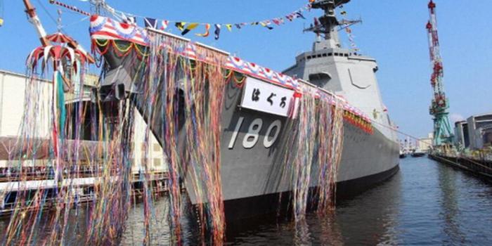 日本新神盾舰战力如何:能拦中国东风导弹却无力进攻