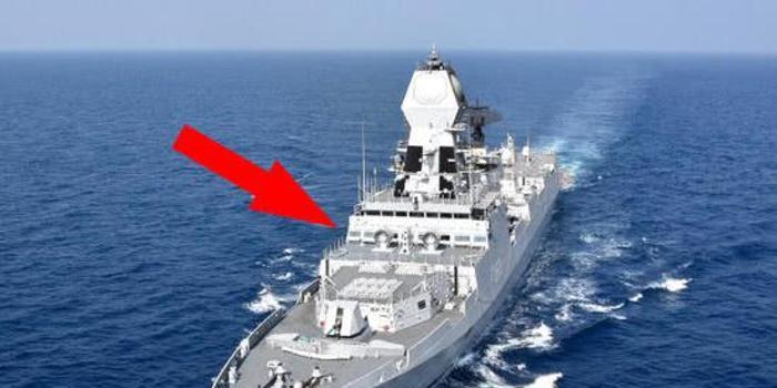印度最強戰艦參加中國閱艦式 設計奇葩已被吐槽無數