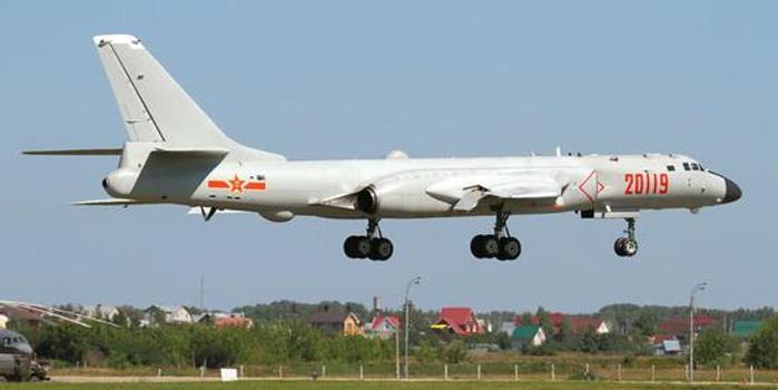 中國轟6K還能怎么改進 可放大機體換航發變身遠轟
