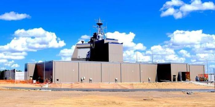 美军又一反导盾牌即将建成 欲对付伊朗中程导弹