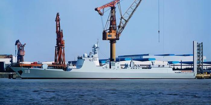 新版052D舰上的搜索雷达为何从