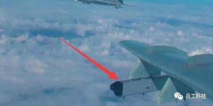 轰6G为何挂载电子吊舱 将填补我军空中作战体系短板