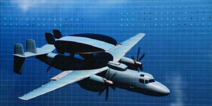 雷达不转更先进 空警600预警机为何仍用机械扫描模式
