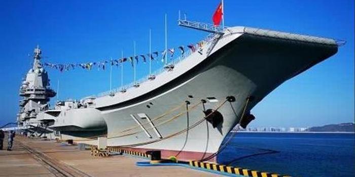 國產艦載預警機何時出現 山東艦上的模型能給出答案