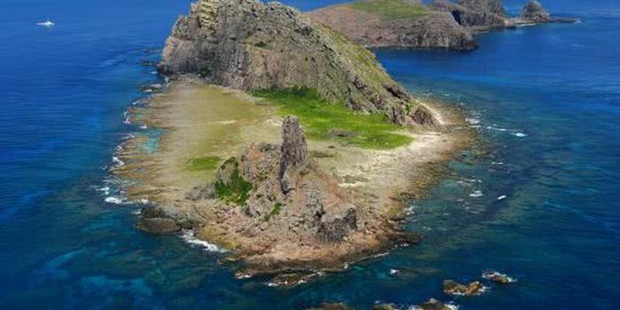 日媒:中國海警艦艇編隊3日在釣魚島海域巡航