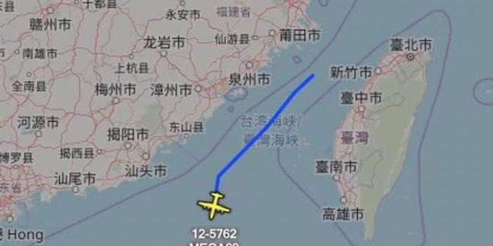 台军:解放军战机连续绕台后 美2架B52现身台海空域