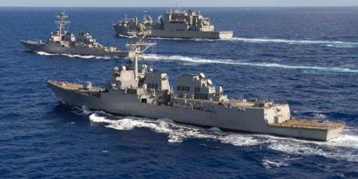 俄造船厂触底反弹大批新型战舰下水 美方:这都怪中国