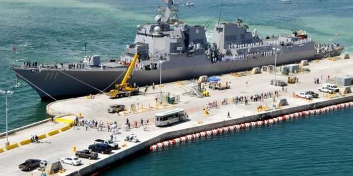 美新战舰拖延10年后 终于在中国055大驱逼迫下开工