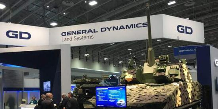 美通用動力競標新裝甲車取代美布拉德利步兵戰車