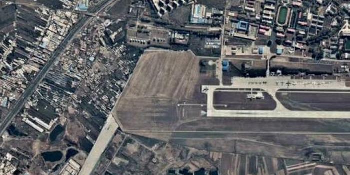中國衛星拍攝空軍開放日 戰機超低空飛掠被清晰錄像