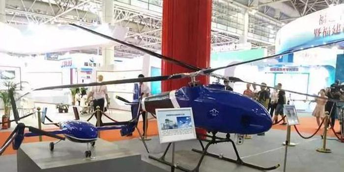 清華大學進軍直升機領域:首創交叉雙旋翼尾推布局