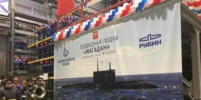俄军或已彻底放弃拉达潜艇 曾与中国签出口意向协议