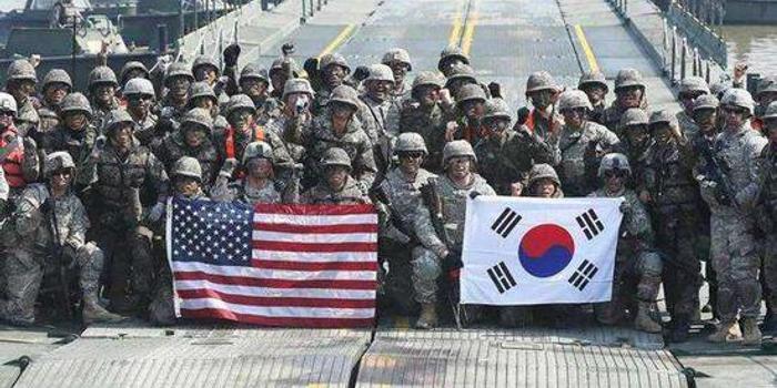 官媒评美向韩国加收保护费:以这种方式敲诈太不厚道