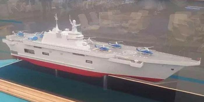 俄罗斯人有骨气:外国撕毁巨舰合同 自己就造个更大的