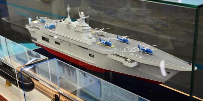 沒航母就得受氣!俄要建新航母 缺關鍵設備求助中國