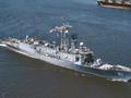 台湾绿营不满军舰以民族英雄命名 蓝营笑称可叫水扁舰