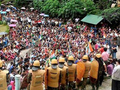 中印对峙印度后院起火:东北部闹独立暴力攻击政府
