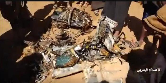 胡塞武装击落沙特战机后 沙特对其地区发起多次空袭