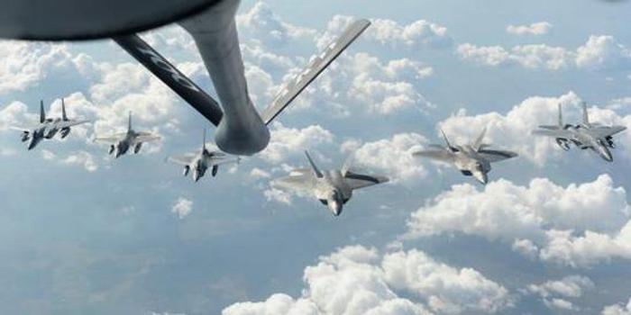 空军可能被摧毁于地面 面对中国导弹美国开启新动作