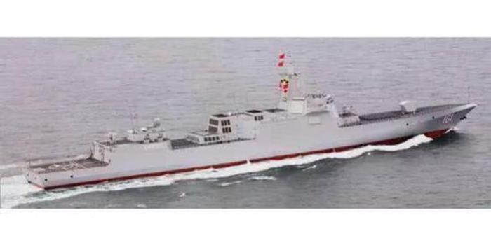055舰为何音信全无?中国四大军种主战装备纷纷亮相