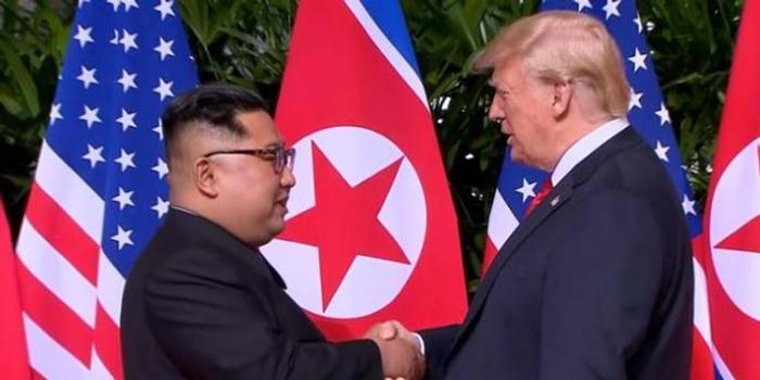朝鲜向美施压 要美方放弃敌对政策彻底消除对朝威胁