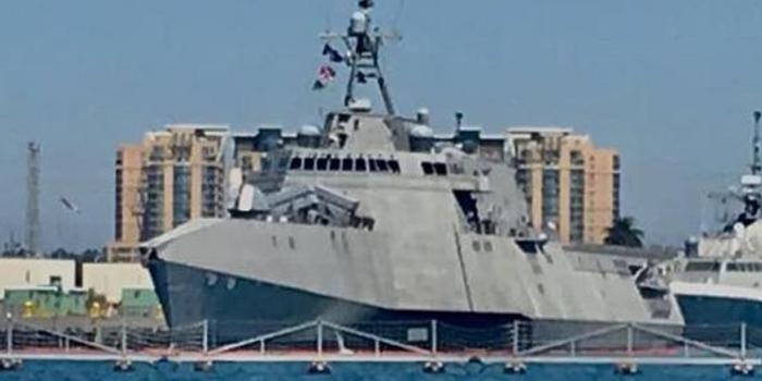 美国濒海舰携反舰导弹赴亚太 火力仅相当于022导弹艇