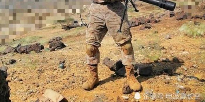 沙特軍隊裝備中國榴彈發射器 可精確打擊碉堡(圖)