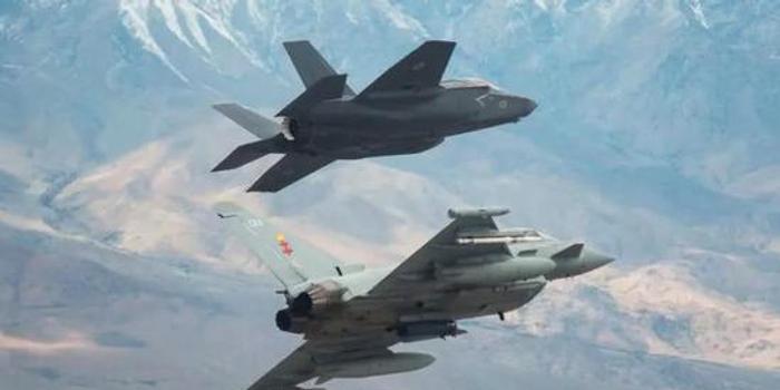 印媒:英国邀印度共研六代战机 性能远超中国歼20