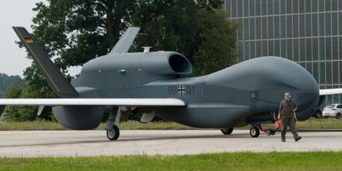 德国买了全球最贵无人机 欧洲空域禁飞被迫拿来出售