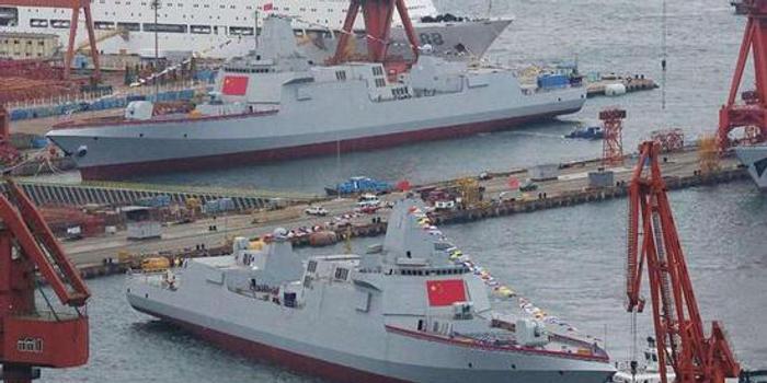 """中国海军""""下饺子""""船厂能赚多少钱?1艘055或仅3亿"""