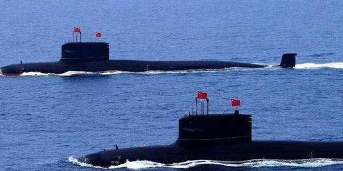 中国093A核潜艇性能大幅提高 噪声级别降至110分贝