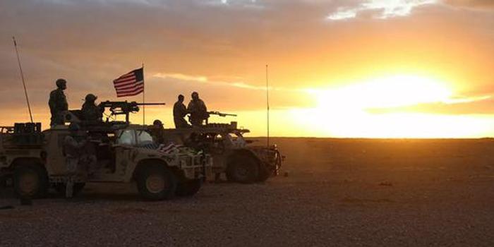 美軍回應在敘遭襲:巡邏隊屢遭炮擊 炮彈落在1公里外