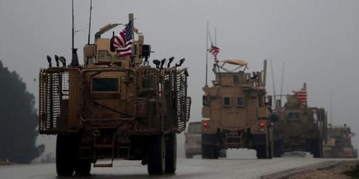 """美軍及其盟友被曝在敘""""丟失""""7.15億美元武器裝備"""